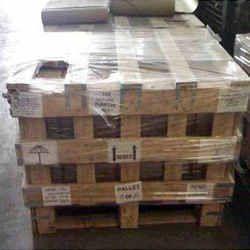 Palletized Boxes