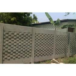 Precast Concrete Compound Walls
