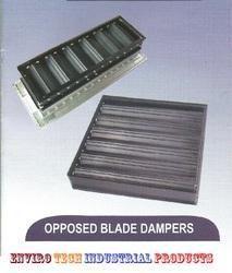 Opposed Blade Damper