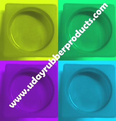 Silicone Soap Mold 150gms - Round - single cavity