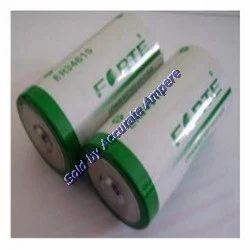 Forte Er 34615 D Size 3.6v Lithium Lisocl2 Battery