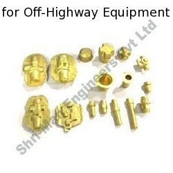 Non Ferrous Forgings for Off-Highway Equipment