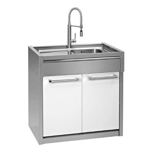 Wondrous Kitchen Sink Cabinet At Best Price In India Complete Home Design Collection Barbaintelli Responsecom