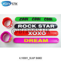 Slap Wrist Bands