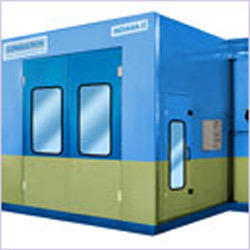 Motorcycle Spray Booths