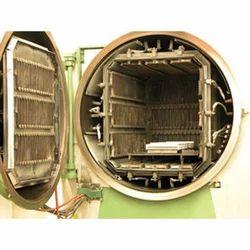 Vacuum Heat Exchanger