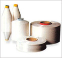 100% Polyester Yarn: Ring Spun Polyester / open end