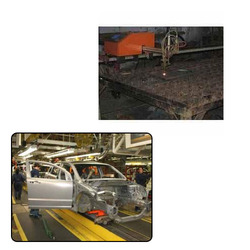 Plasma Cutting Machines for Automobile Industry
