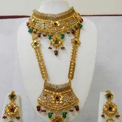 Designer High Gold Bridal Sets