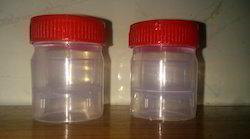 10 Gm Plastic Balm Bottles
