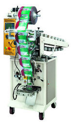 Potato Chips Packing Machines with Tray Counwere