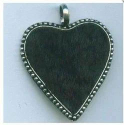 Leather Pendant