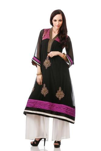 Embroidery Work Ladies Tunic