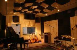 designer recording studio
