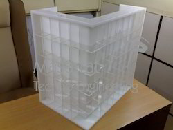 Acrylic - Cosmetic Display Unit