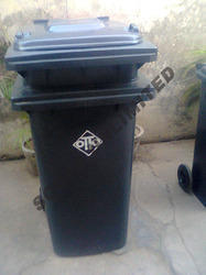 Push and Pull Dustbin