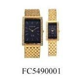Men Gold Diamond Watch