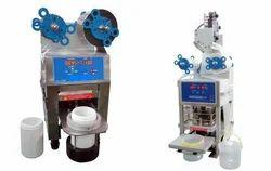 Automatic Pet Jar/ Tubs / Buckets Sealing Machine