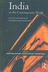 India in the Contemporary World: Polity, Economy - Book