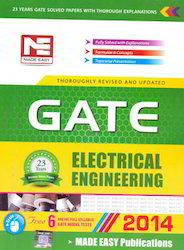 Gate Electrical Engineering Topic Wise
