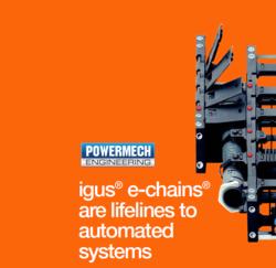 Igus E-Chain System