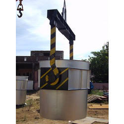 8 T Bottom Pouring Ladle - For CCM