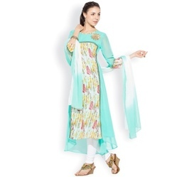 Printed Designer Casual Long Kurti