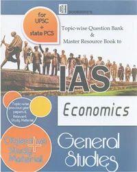 IAS Economics General Studies - Books