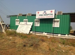 Prefabricated Medical Center