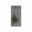 Sterling Silver Light Filigree Earring