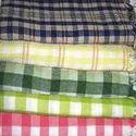 Checks Cotton Towel