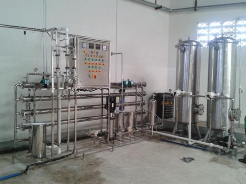 Mineral Water Plants And Machinery Mineral Water Plant