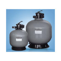 Swimming Pool Filters with Top Mounted MPV