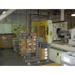 300 ton tmc used injection molding machine
