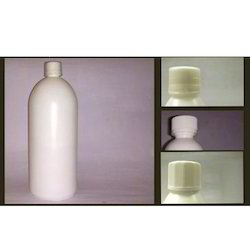 500 ML Round HDPE Dry Syrup Bottle