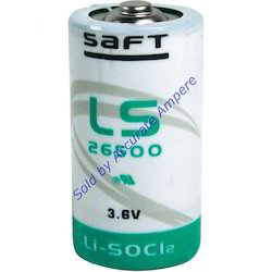 SAFT LS 26500 C SIZE 3.6V Lithium Battery