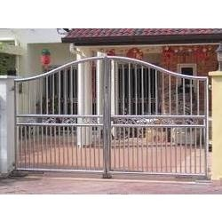 Stainless Steel Gate Simple Design Main Gate