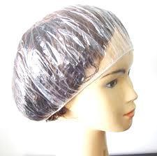Plastic Shower Cap