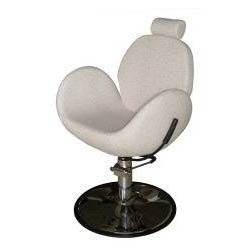 Oval Salon Chair