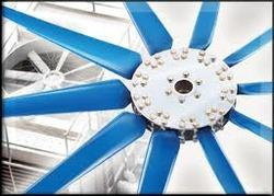 Energy Saving Cooling Tower Fans