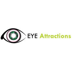 Brown Petal Color Contact Lens