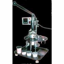 Curd Cup Packaging Machine