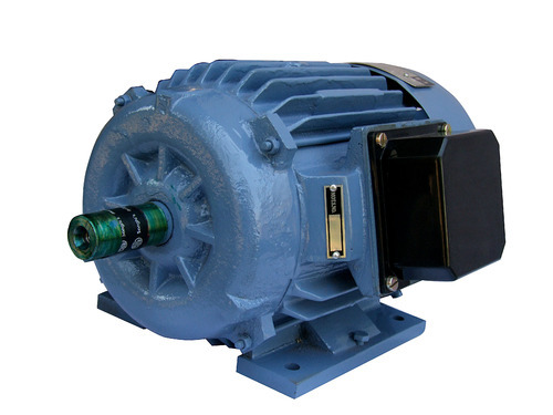 3-Phase Squirrel Cage Induction Motor