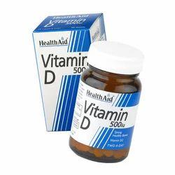 Vitamin D 500IU 60 Tablets