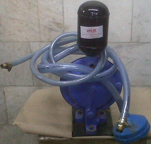 Manual/Hand Operated Cement Grouting Pumps