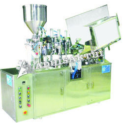 Paste Pack Paste Filling And Sealing Machine