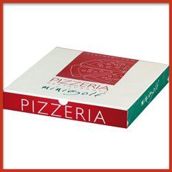 Printed Pizza Packaging Carton