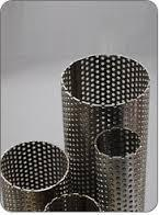 Stainless Steel  Perforated Pipes