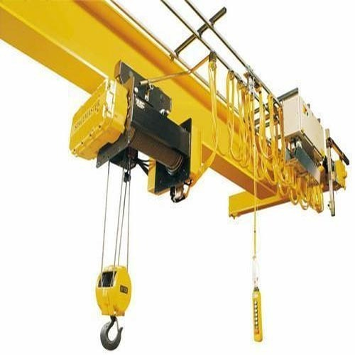 Single Girder Eot Crane Drawing : Eot crane single girder manufacturer from kolkata