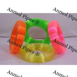 color transparent hoses